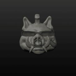 Bebop ring pic 1.png Download OBJ file Bebop Ring • 3D print model, Crimsonbeard