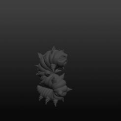 Caterpillar pic 1.png Download OBJ file Caterpillar • Object to 3D print, Crimsonbeard
