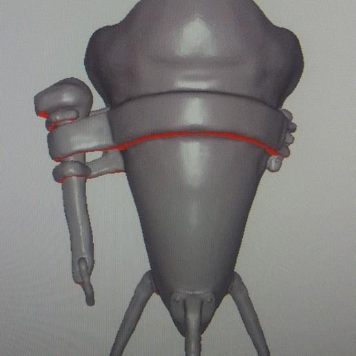 Download 3D print files Dragon Tooth Mug, Crimsonbeard