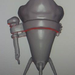 Descargar diseños 3D Taza de diente de dragón, Crimsonbeard