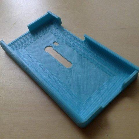 Télécharger fichier impression 3D gratuit Étui Nokia N9, AlbertKhan3D