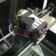 Télécharger objet 3D gratuit Montage sur ventilateur de gaine, AlbertKhan3D