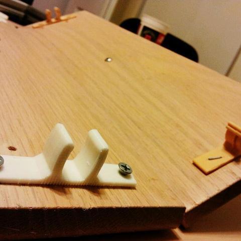 Télécharger fichier impression 3D gratuit Porte-tiroir à encliquetage pour armoire, AlbertKhan3D