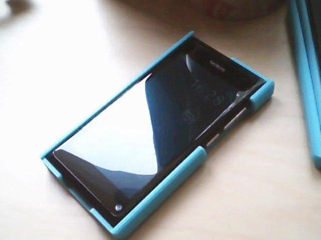 vlcsnap-2013-10-09-16h26m24s5_display_large.jpg Download free STL file Nokia N9 case • Design to 3D print, AlbertKhan3D