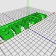 Télécharger modèle 3D gratuit Insigne de l'emblème du logo Ferrari, AlbertKhan3D