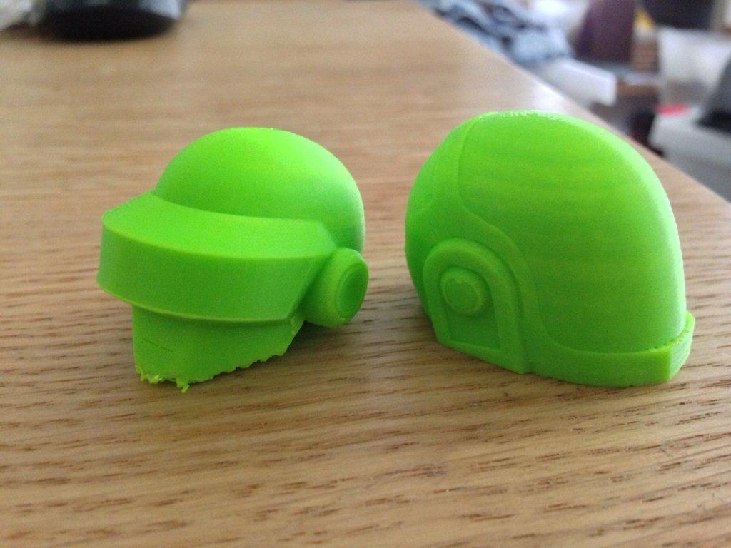 daftPunkPrototypes_display_large.jpg Télécharger fichier STL gratuit Le casque Daft Punk de Thomas Bangalter • Design pour imprimante 3D, AlbertKhan3D