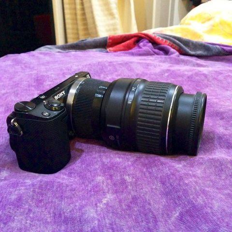 IMG_20140410_191839_display_large.jpg Télécharger fichier STL gratuit Adaptateur d'objectif Sony E-Mount pour objectif Nikon F-Mount • Plan à imprimer en 3D, AlbertKhan3D