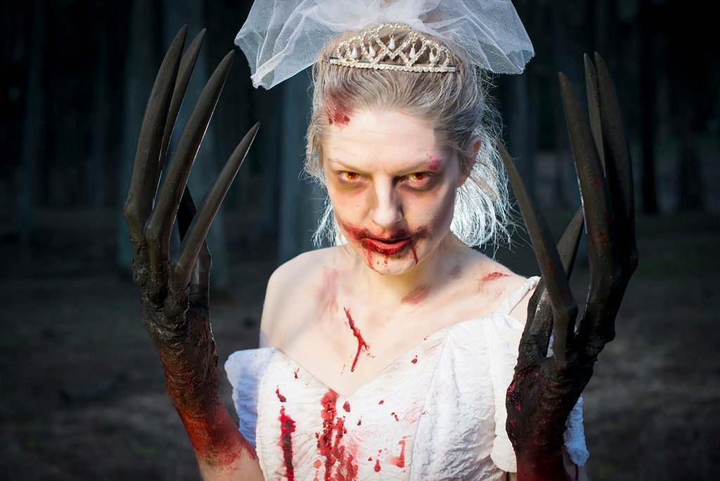 witch.2.webRes_display_large.jpg Download free STL file Left 4 Dead Witch Bride Cosplay Claws • Object to 3D print, AlbertKhan3D