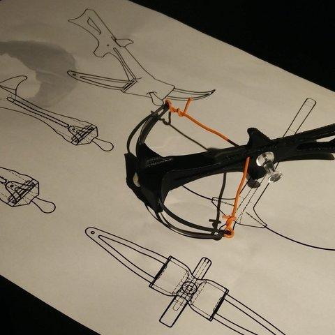 Download free 3D print files XQ-Bow ・ La Poste