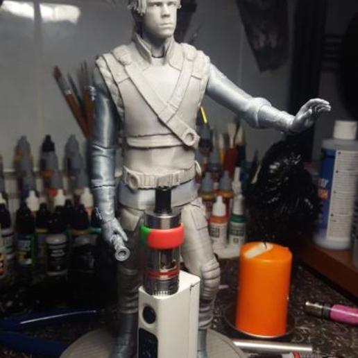 Download 3D Printer Templates Star Wars Jedi Fallen Order