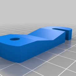 Download free STL file Varizoom Quick Backplate • 3D printer template, pdub