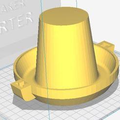 Captura base 2.JPG Télécharger fichier STL moule à pot en béton • Plan imprimable en 3D, Ayrton16