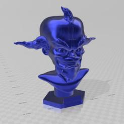 Descargar archivo 3D Neo Cortex bust, soulevansdxd