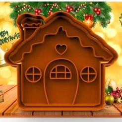 6.jpg Download STL file CHRISTMAS 8CM • 3D printable object, cristianova43