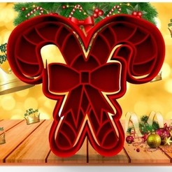 8.jpg Download STL file CHRISTMAS 8CM • 3D printable object, cristianova43