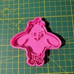 WhatsApp Image 2021-01-09 at 00.35.28.jpeg Download STL file SHARP PLIN PLIN • 3D print model, cristianova43