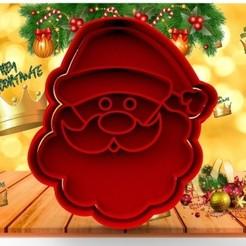 4.jpg Download STL file CHRISTMAS 8CM • 3D printable object, cristianova43