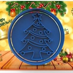 3-.jpg Download STL file CHRISTMAS 8CM • 3D printable object, cristianova43