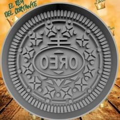 Descargar archivo 3D CORTANTE OREO, cristianova43