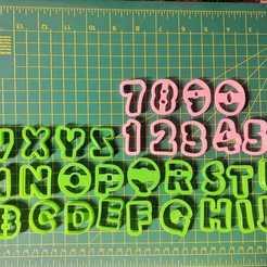 WhatsApp Image 2020-09-12 at 17.47.16.jpeg Download STL file 4CM LETTERS • 3D print object, cristianova43