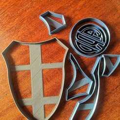 Download 3D printing designs RIVER CUTTER, cristianova43