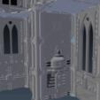 Descargar archivo 3D Wargames or warhammer Terrain cathedral for escale 28mm, 3dzier