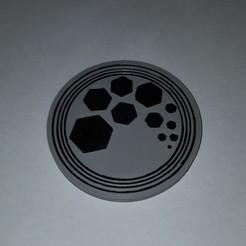 20200209_185708.jpg Télécharger fichier STL Dessous de verre • Modèle à imprimer en 3D, Golden_Wolf