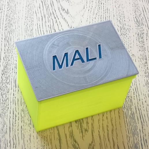 Download free STL file Storage Box With Lid, frenkelboris