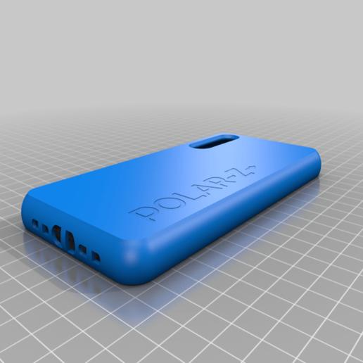 Download free 3D printer model Case Huawei P20 Pro, frenkelboris