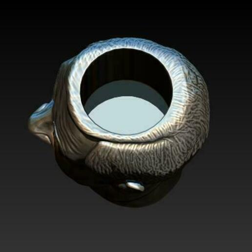 2020-12-28_00-32-20.jpg Download STL file mr. Bean (pots) • 3D printing model, Crazy_Craft_Sochi