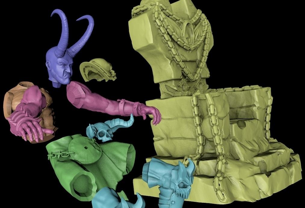 XOBVXcZPWoM.jpg Download STL file Alex Terrible • 3D printer template, Crazy_Craft_Sochi