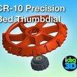 Free STL CR-10 Precision Thumbdial, idig3d