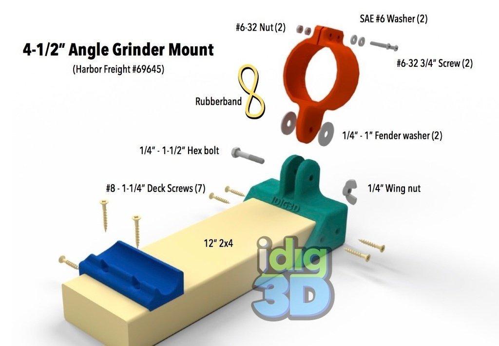 665d36ea82ecdc7246198ced3b5304b0_display_large.jpg Download free STL file Angle Grinder Chop Saw for EMT Conduit and 2020 Extrusion • 3D printer design, idig3d
