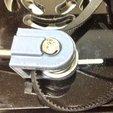 Objet 3D gratuit Tendeur de ceinture en Y Tronxy X3 (avant), idig3d