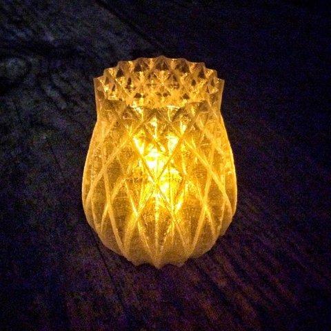Download free 3D printer files Tealight holder, idig3d