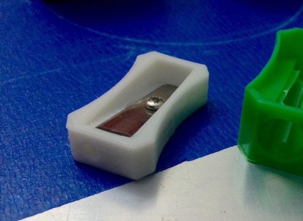 sharpener1_display_large.jpg Download free STL file Filament Sharpener -- 1.75mm • Object to 3D print, idig3d