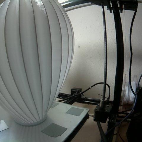 bbfb1eed1efa8ec761b552f377fbf571_display_large.jpg Download free STL file Hanging lamp shade • 3D printing design, idig3d