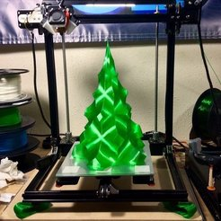 a505b5eab406fe7a7f044077d5b93fd4_display_large.jpg Download free STL file Christmas Tree (now with lamp base) • Model to 3D print, idig3d