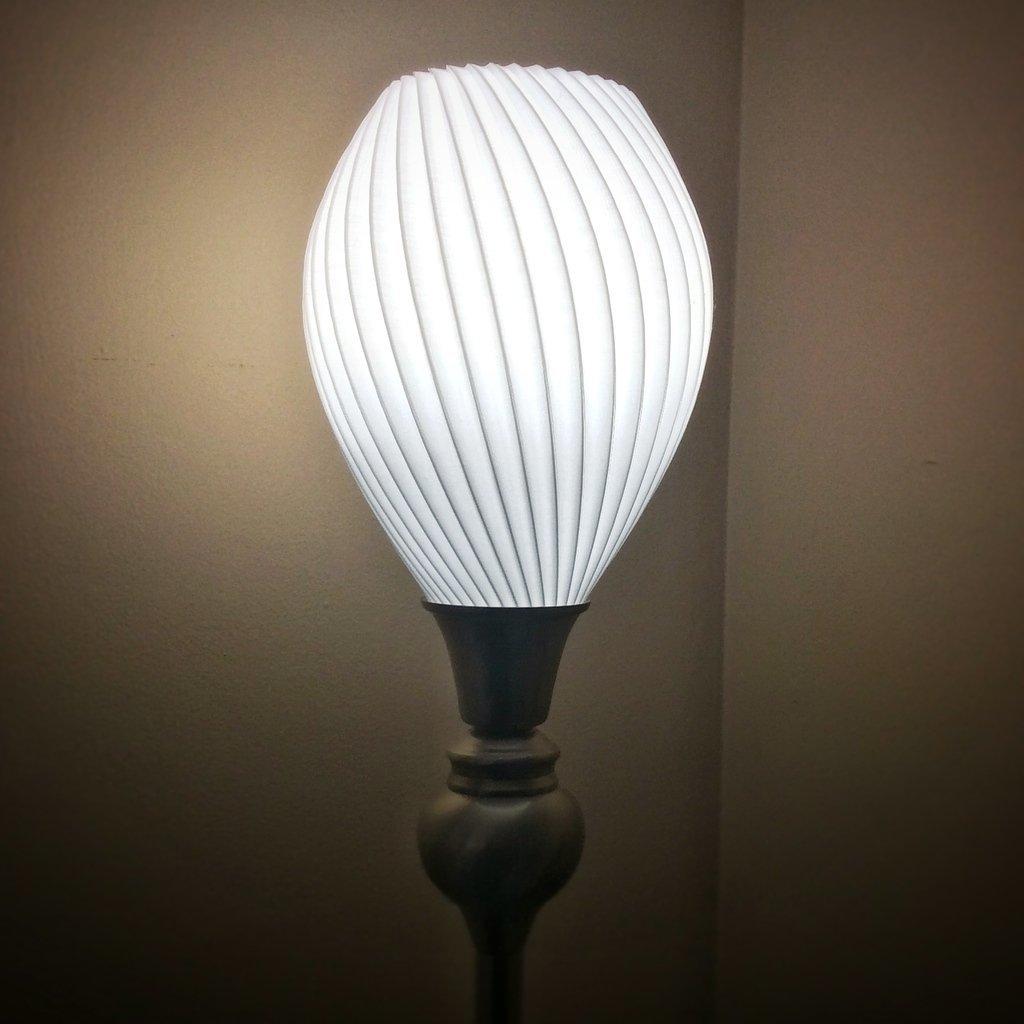 999260d0257ec2e1e78ceac0aecfc0f9_display_large.jpeg Download free STL file Hanging lamp shade • 3D printing design, idig3d