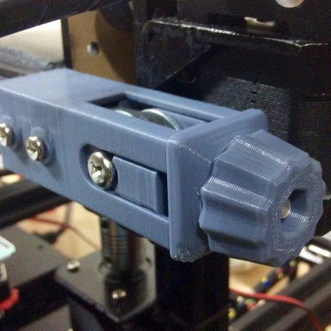 Fichier imprimante 3D gratuit Tronxy X3 Tendeur de ceinture X3, idig3d