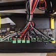 Free 3D printer files Di3 LCD Angler with E-Stop and SD Slot, idig3d