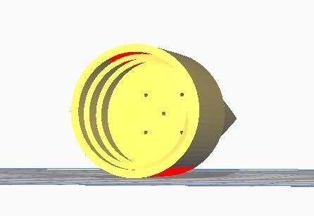 Sans titre 5.jpg Télécharger fichier STL gratuit Bouteille d'arrosage automatique Autoplanter • Modèle imprimable en 3D, orion-daoc