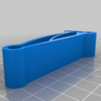 Download free STL file Variable thickness frame clip • 3D printer model, cristcost