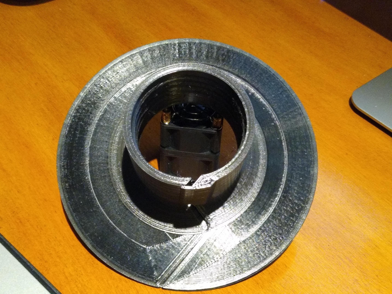 IMG_20191123_185120685.jpg Télécharger fichier STL gratuit Pompe de puisard à brides chevauchantes Radon • Design pour impression 3D, cristcost