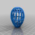 Download free 3D printer designs Egg cage, cristcost