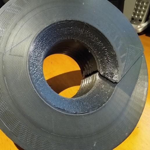 IMG_20191123_185042118.jpg Télécharger fichier STL gratuit Pompe de puisard à brides chevauchantes Radon • Design pour impression 3D, cristcost
