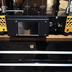 Télécharger fichier STL gratuit Prise d'air Sapphire-S Fascia • Objet pour imprimante 3D, cristcost