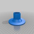 Flange1.5_incha.png Télécharger fichier STL gratuit Pompe de puisard à brides chevauchantes Radon • Design pour impression 3D, cristcost