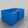Download free STL file Snap Clip in Place • 3D print template, cristcost