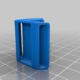 Download free STL file Strap corner edge protect • 3D printer model, cristcost